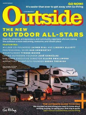 cover image of Outside Magazine