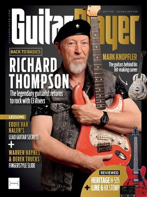 cover image of Guitar Player