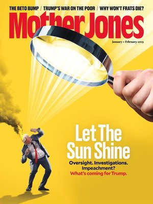 cover image of Mother Jones
