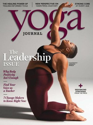 cover image of Yoga Journal