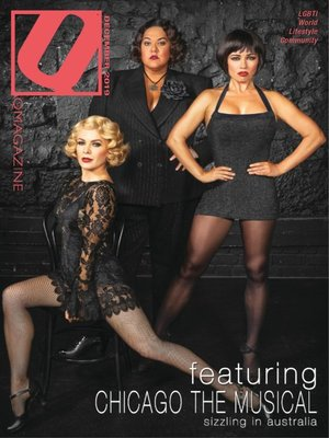 cover image of Q Magazine