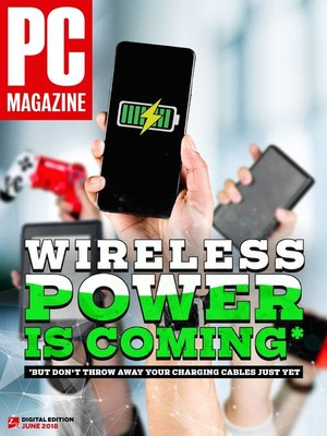 cover image of PC Magazine