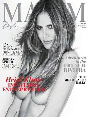 cover image of Maxim