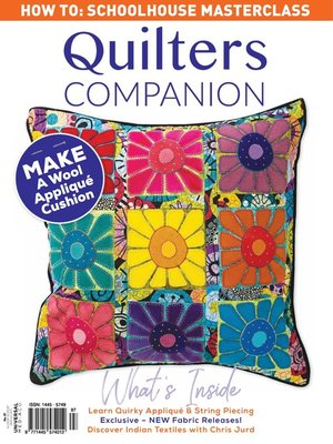 cover image of Quilters Companion