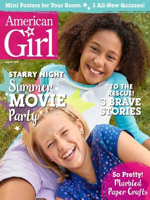 cover image of American Girl Magazine