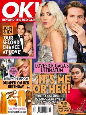 cover image of OK! Magazine Australia