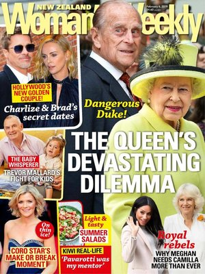 cover image of New Zealand Woman's Weekly