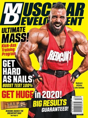 cover image of Muscular Development