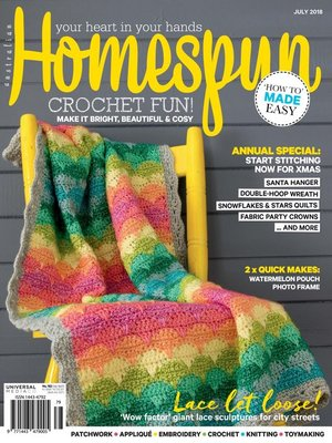 cover image of Homespun