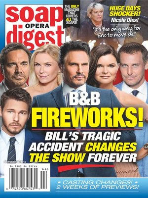 cover image of Soap Opera Digest