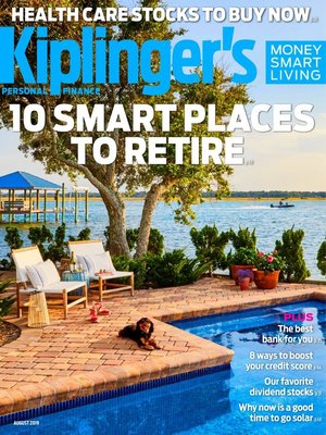 cover image of Kiplinger's Personal Finance