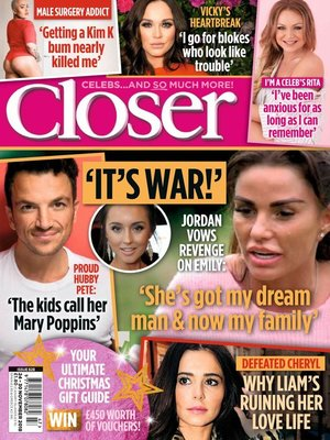 cover image of Closer