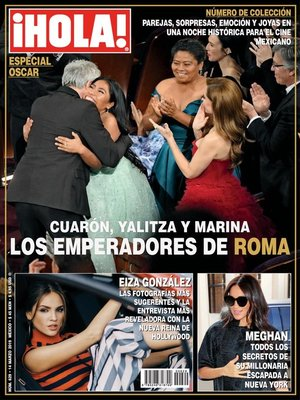 cover image of ¡HOLA! México