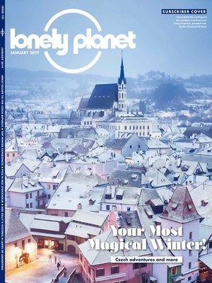 cover image of Lonely Planet UK