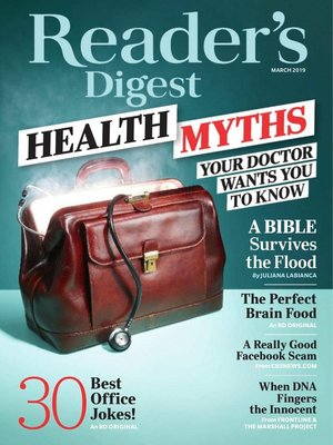 cover image of Reader's Digest