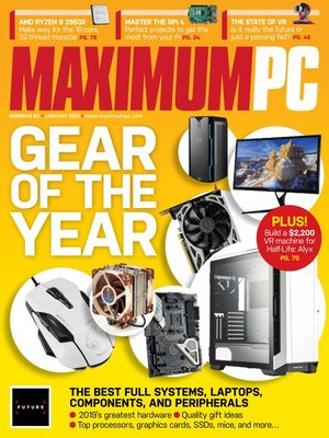 cover image of Maximum PC