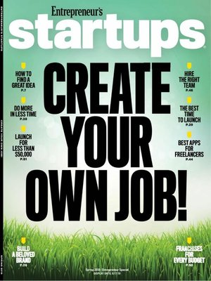 cover image of Entrepreneur