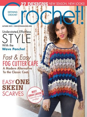 cover image of Crochet!