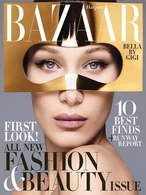 cover image of Harper's BAZAAR
