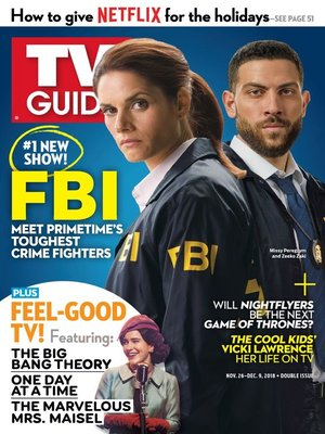 cover image of TV Guide Magazine