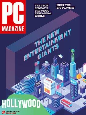 cover image of PC Magazine