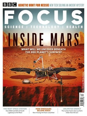 cover image of BBC Focus - Science & Technology