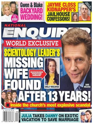 cover image of National Enquirer
