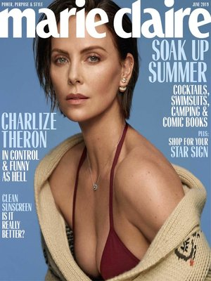 cover image of Marie Claire