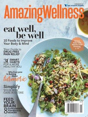 cover image of Amazing Wellness
