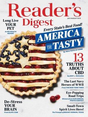 cover image of Reader's Digest