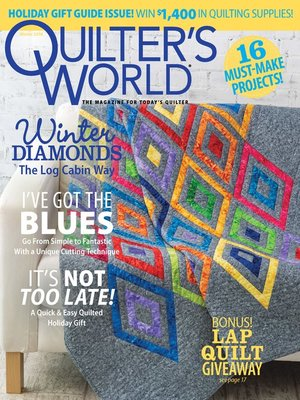 cover image of Quilter's World