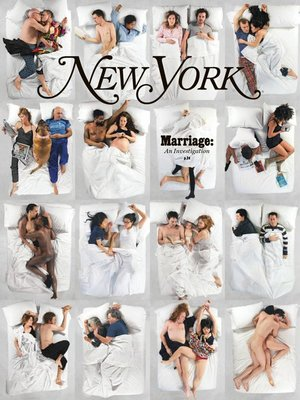 cover image of New York Magazine