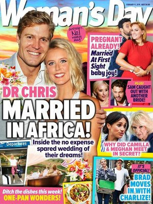 cover image of Woman's Day Australia