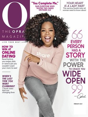 cover image of O, The Oprah Magazine