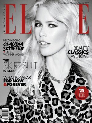 cover image of ELLE Singapore