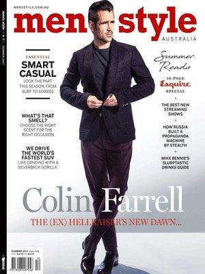 cover image of Men's Style Australia