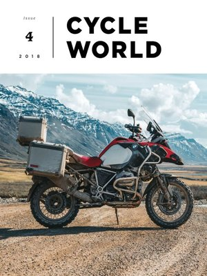 cover image of Cycle World