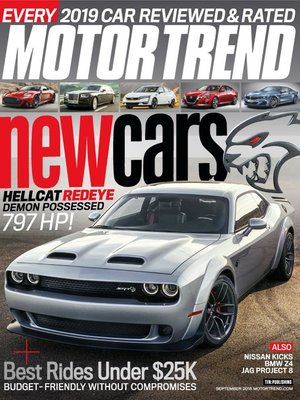 cover image of Motor Trend