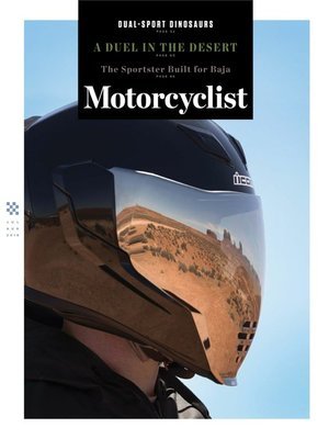 cover image of Motorcyclist