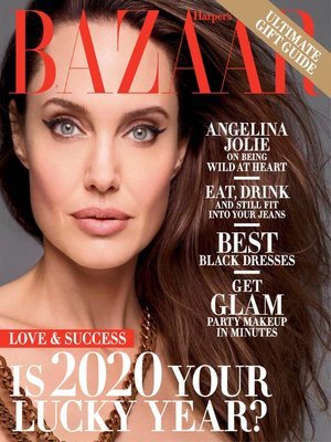 cover image of Harper's BAZAAR