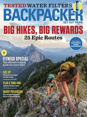 cover image of Backpacker