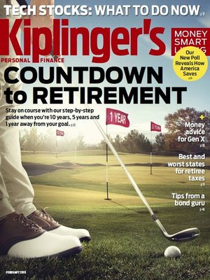 cover image of Kiplinger's Personal Finance