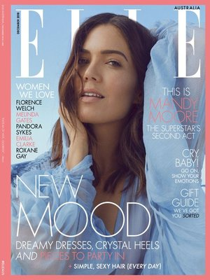 cover image of ELLE Australia