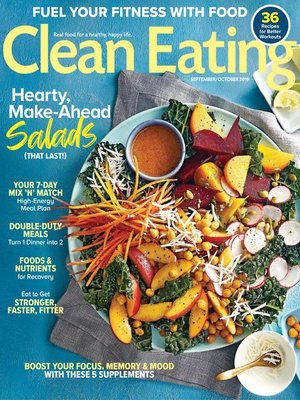 cover image of Clean Eating