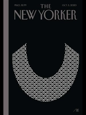 cover image of The New Yorker