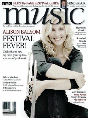 cover image of BBC Music Magazine