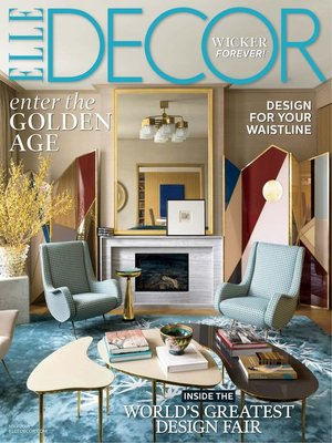 cover image of Elle Decor