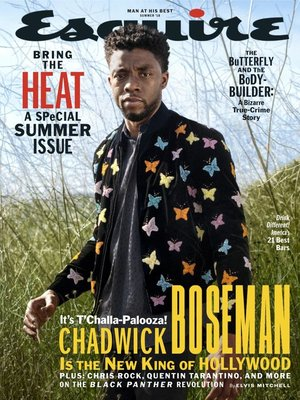 cover image of Esquire