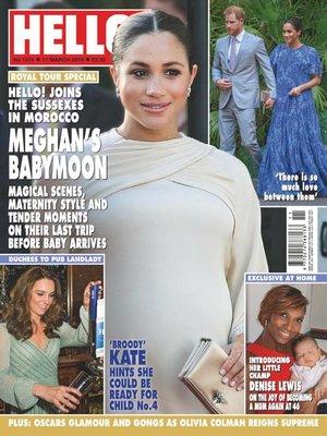 cover image of HELLO! Magazine