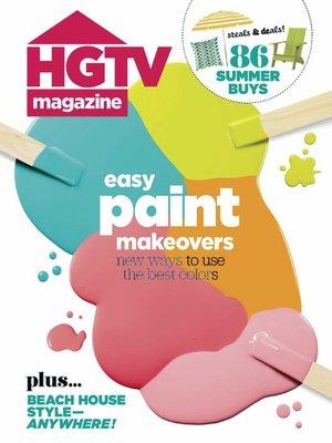 cover image of HGTV Magazine